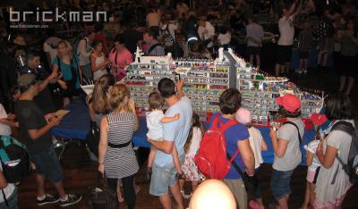 Throwback Thursday: LEGO brick Love Boat