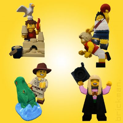 Australia's new LEGO Certified Store models!