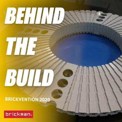 Brickvention 2020 Spotlight: LEGO® Brick Sydney Olympic Cauldron
