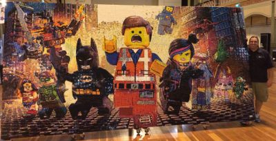 Brickvention 2015.