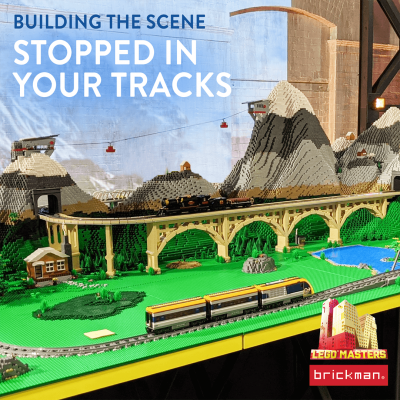 Building the Scene: Stopped in Your Tracks