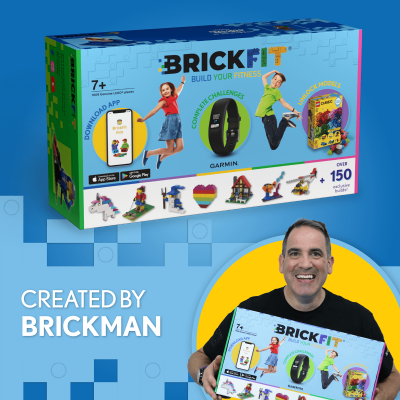 BrickFit Out Now!