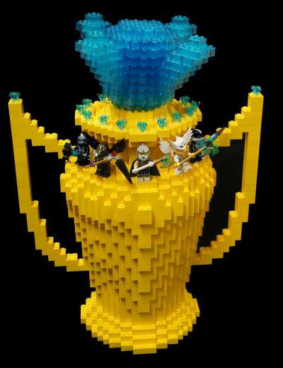 LEGO Legends of Chima Trophies