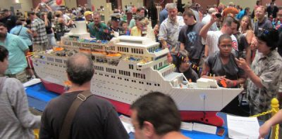 The Love boat in Chicago 2011