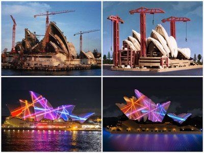 Sydney, Sydney and Sydney