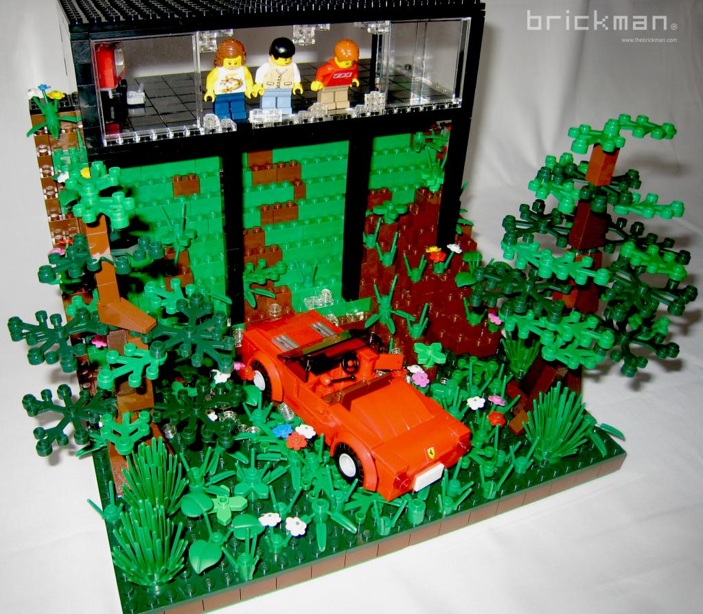 LEGO Ferris Bueller's Day Off