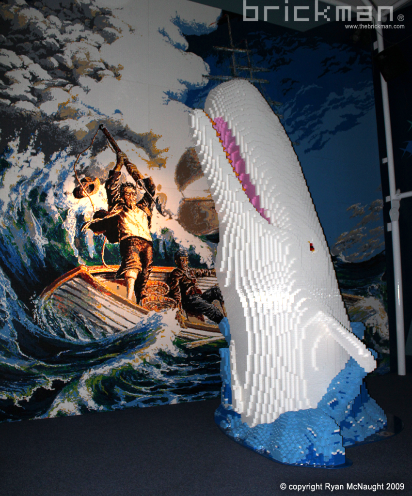 LEGO Moby Dick