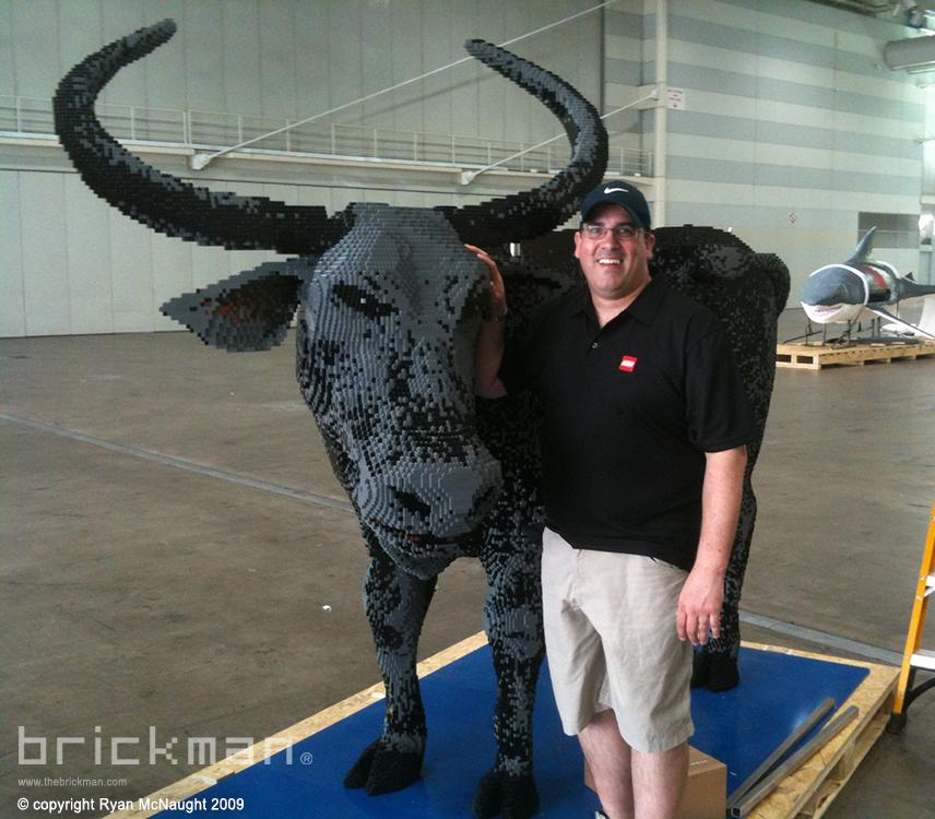LEGO Buffalo with Ryan